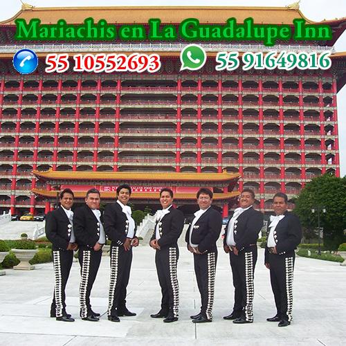 Mariachis en La Guadalupe In Alvaro Obregon  CDMX